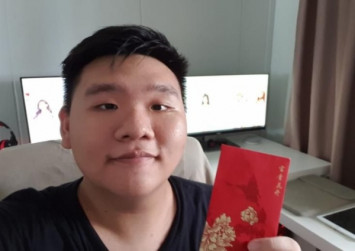 Couple's missing winning 4-D ticket found and returned by Nanyang Polytechnic student