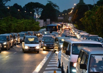 Long waits at Tuas and Woodlands Checkpoints, with some delays hitting 8 hours