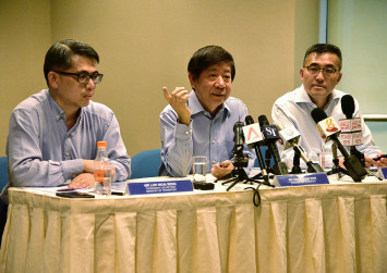 Singapore expanding port limits after Malaysia suddenly laid claim to our waters: Khaw Boon Wan