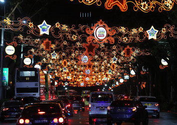 Too much emphasis on Disney in Orchard Road Christmas light-up, says Dick Lee