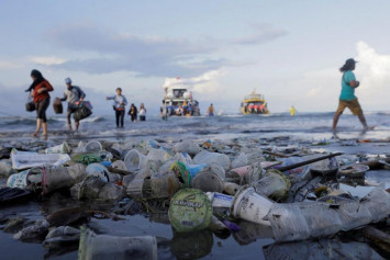 Bali bans single-use plastics, targets 70 per cent reduction in 2019