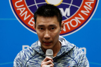 Badminton: Lee Chong Wei reveals how he broke down after receiving cancer diagnosis