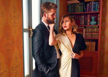 Miley Cyrus and Liam Hemsworth may have spent the Christmas as newly-weds
