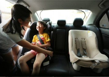 'Buy suitable car seats for your kids', Malaysians told