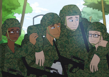 New animated series shows you what to expect during Basic Military Training