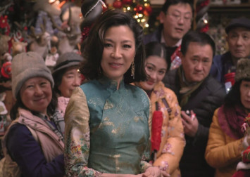 Michelle Yeoh on Asians in Hollywood: Let's not make it a one-hit wonder