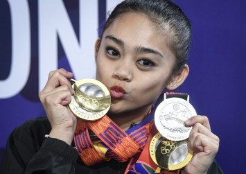 Malaysian gymnast stripped of gold medal as SEA Games rhythmic gymnastics controversy continues