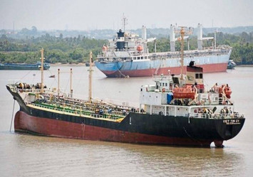 'Ghost' ship seized at busy shipping lane in Johor waters