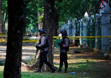 'I thought it was a fake explosion', says witness of blast at Jakarta's Monas