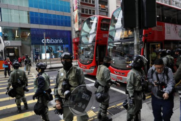 International experts say quitting Hong Kong police protest probe