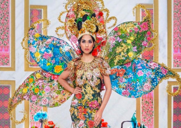 Miss Universe pageant host Steve Harvey announces wrong winner again as Malaysia wins Best National Costume