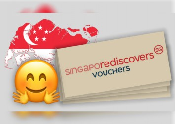SingapoRediscovers Vouchers: How to maximise them (forever alone edition)
