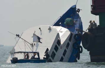Hong Kong captain found guilty of manslaughter over 2012 ferry tragedy