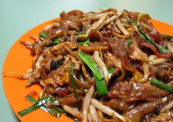 4 great places for char kway teow in Singapore