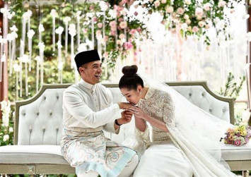 Malaysian heiress Chryseis Tan ties the knot with Naza Group's Faliq