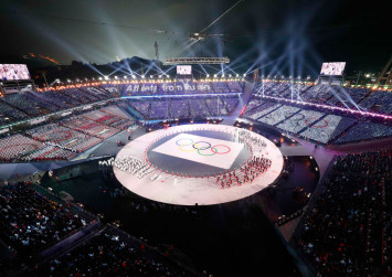 PyeongChang 2018 kicks off, aiming for peace, sports and culture