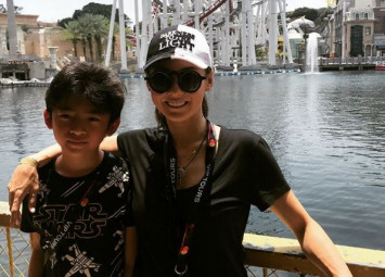 Cecilia Cheung's online post sparks gossip she's dating again