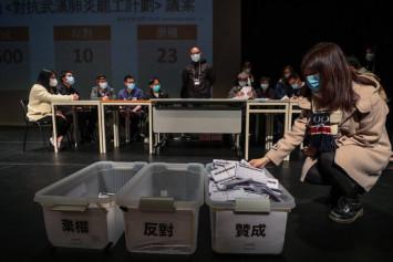 Wuhan virus: Hong Kong public hospitals brace for workers' strike