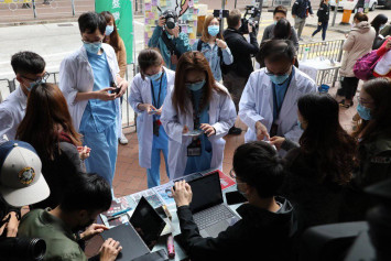 Coronavirus: Hong Kong faces escalated medical strike despite government move to expand border closures