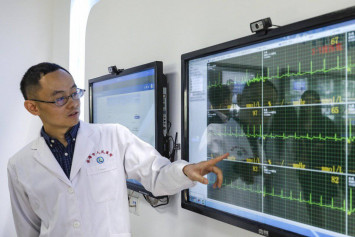 Some Chinese tech firms see a surge in users amid coronavirus outbreak
