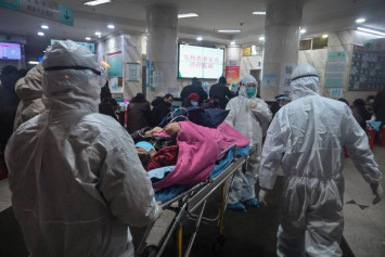 At least 500 Wuhan medical staff infected with coronavirus