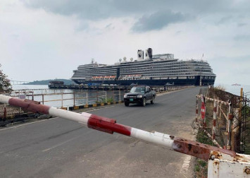 Remaining passengers of cruise ship not allowed into Malaysia