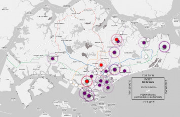 Here's an online map that pinpoints Wuhan virus infection cases in Singapore