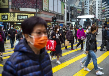 Coronavirus: Community outbreak declared in Hong Kong