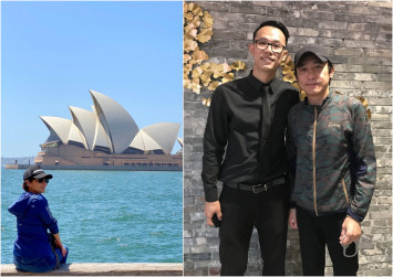 Tony Leung, Carina Lau spotted in Sydney for rumoured Marvel's Shang-Chi movie filming