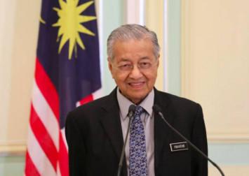 Mahathir Mohamad has resigned. Malaysia's next leader is... Mahathir?