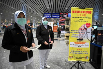 First Malaysian tests positive for Wuhan coronavirus