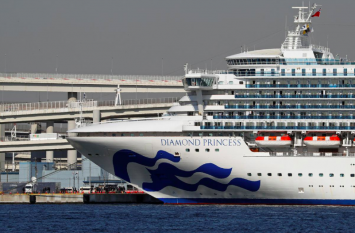 60 more people confirmed with coronavirus on cruise ship in Japan