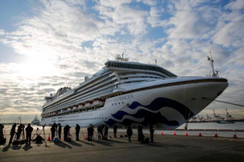 3 more coronavirus cases found on Japan cruise ship, total now 64