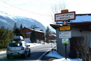 Coronavirus: French ski resort that hosted 5 infected British nationals tries to calm panic