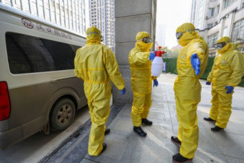 Wuhan virus: Death toll in China hits 361, exceeding country's Sars death toll