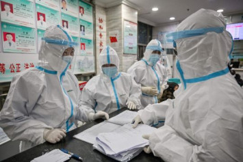 Coronavirus: China says 6 health workers died from virus, over 1,700 infected