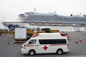 Coronavirus: Japan says confirmed cases on Diamond Princess cruise ship rise to 355