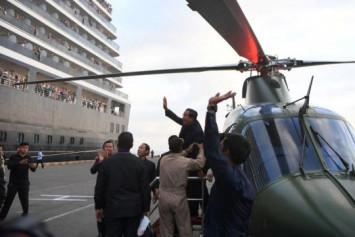 Cambodia PM Hun Sen defends Westerdam ship docking despite coronavirus diagnosis