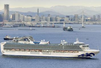 Japan quarantines 3,500 on cruise ship over coronavirus
