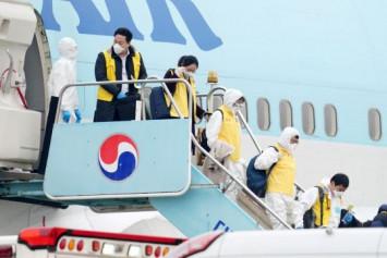 One of Korean Air's cabin crew tests positive for coronavirus