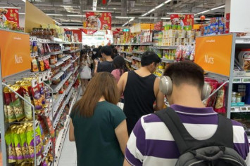 Coronavirus: FairPrice chief urges calm amid panic-buying of groceries; Singapore's food security unlikely to be affected