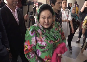 'Overbearing nature' of Najib's wife influenced previous government, court hears