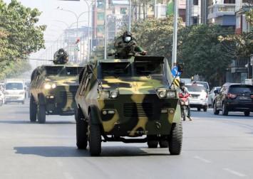 Fraught talks preceded Myanmar's army seizing power