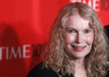 Mia Farrow is 'scared' of her ex-partner Woody Allen