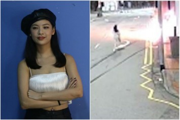 Out of ICU: Woman who tried to save boyfriend from fiery Tanjong Pagar crash