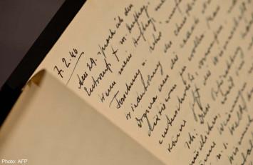 Britain's World War I diaries go online