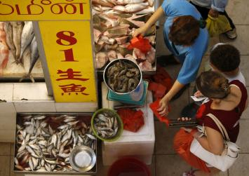 Seafood prices up ahead of Chinese New Year