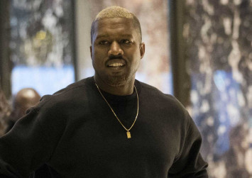 Kanye West voices love for Trump, praises his 'dragon energy'