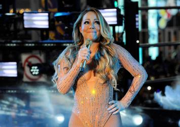 Mariah Carey rep claims she was 'set up to fail' at New Year's Eve performance
