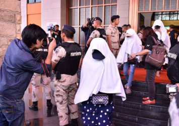 Human trafficking victims found at Victoria Secret Massage in Bangkok